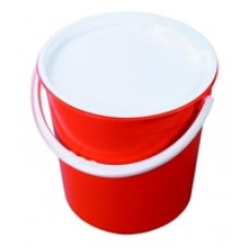 Plastic Bucket, 13.6Ltr