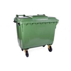 Wheelie Bin 660Ltr